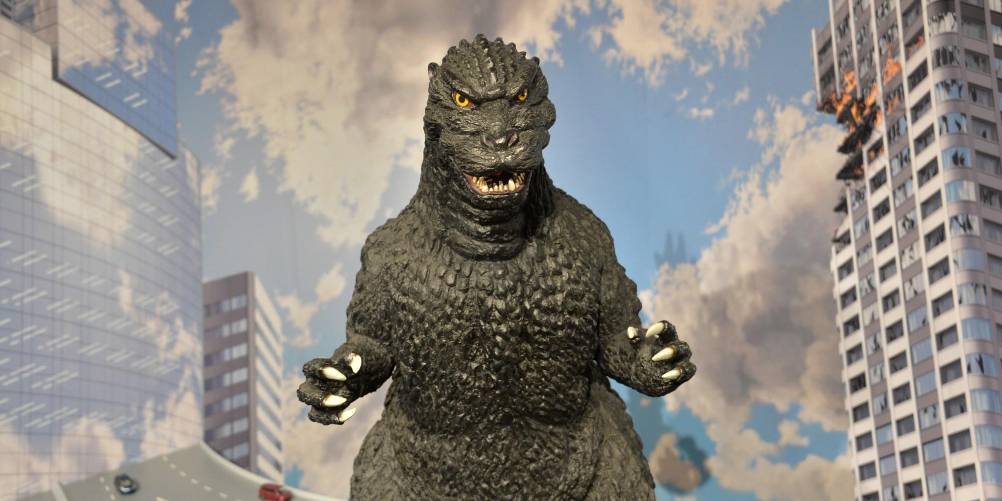 Amazing Godzilla Pictures & Backgrounds