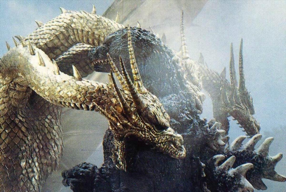 Godzilla Vs King Ghidorah Wallpapers Movie Hq Godzilla Vs King