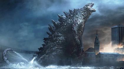 Nice wallpapers Godzilla 421x236px
