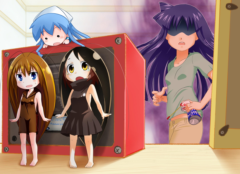 HD Quality Wallpaper   Collection: Anime, 3000x2169 Gokicha