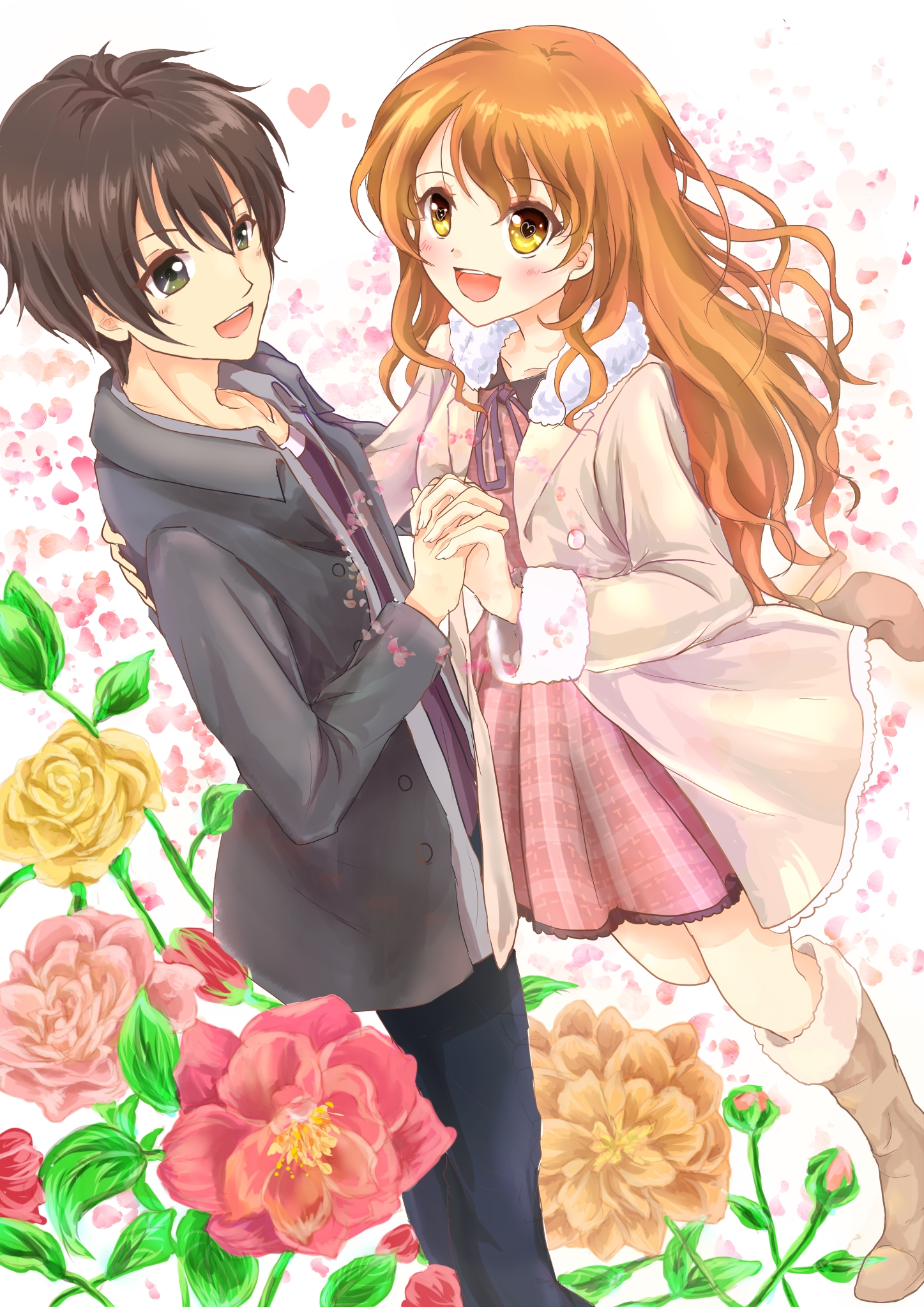 Golden Time Backgrounds, Compatible - PC, Mobile, Gadgets| 1447x2046 px