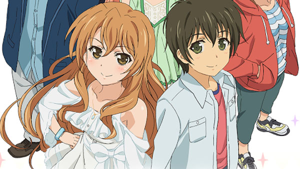 Nice wallpapers Golden Time 600x338px