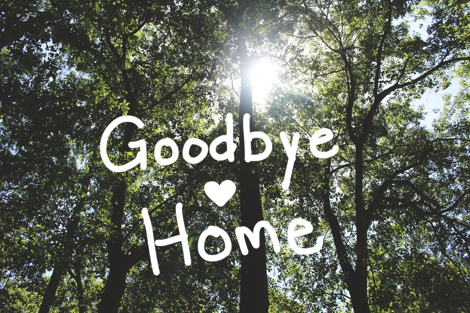 Goodbye Home Backgrounds, Compatible - PC, Mobile, Gadgets| 1600x1066 px