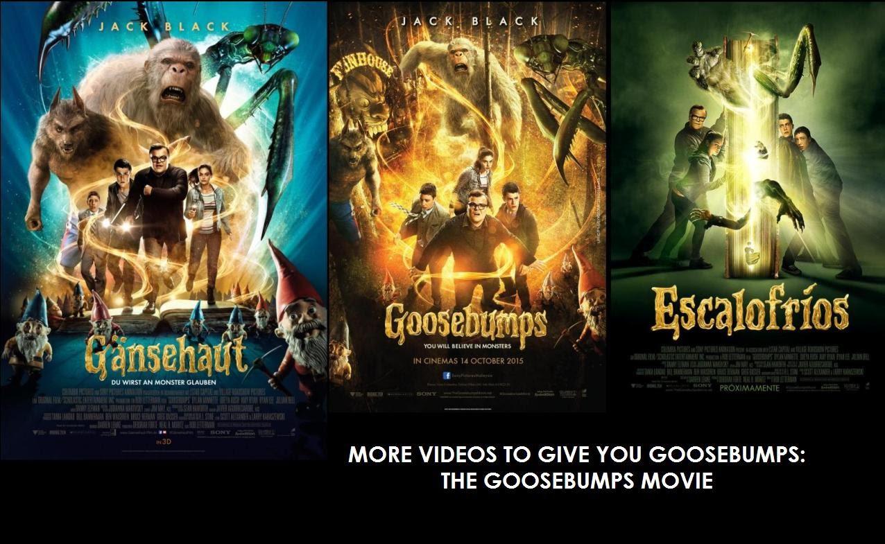 Goosebumps wallpapers tv show hq goosebumps pictures - Goosebumps wallpaper ...