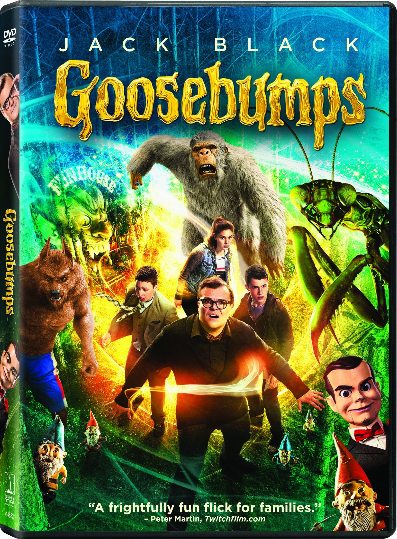 Goosebumps wallpapers, TV Show, HQ Goosebumps pictures | 4K