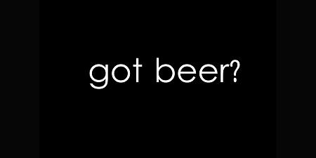 Images of Got Beer ? | 450x225