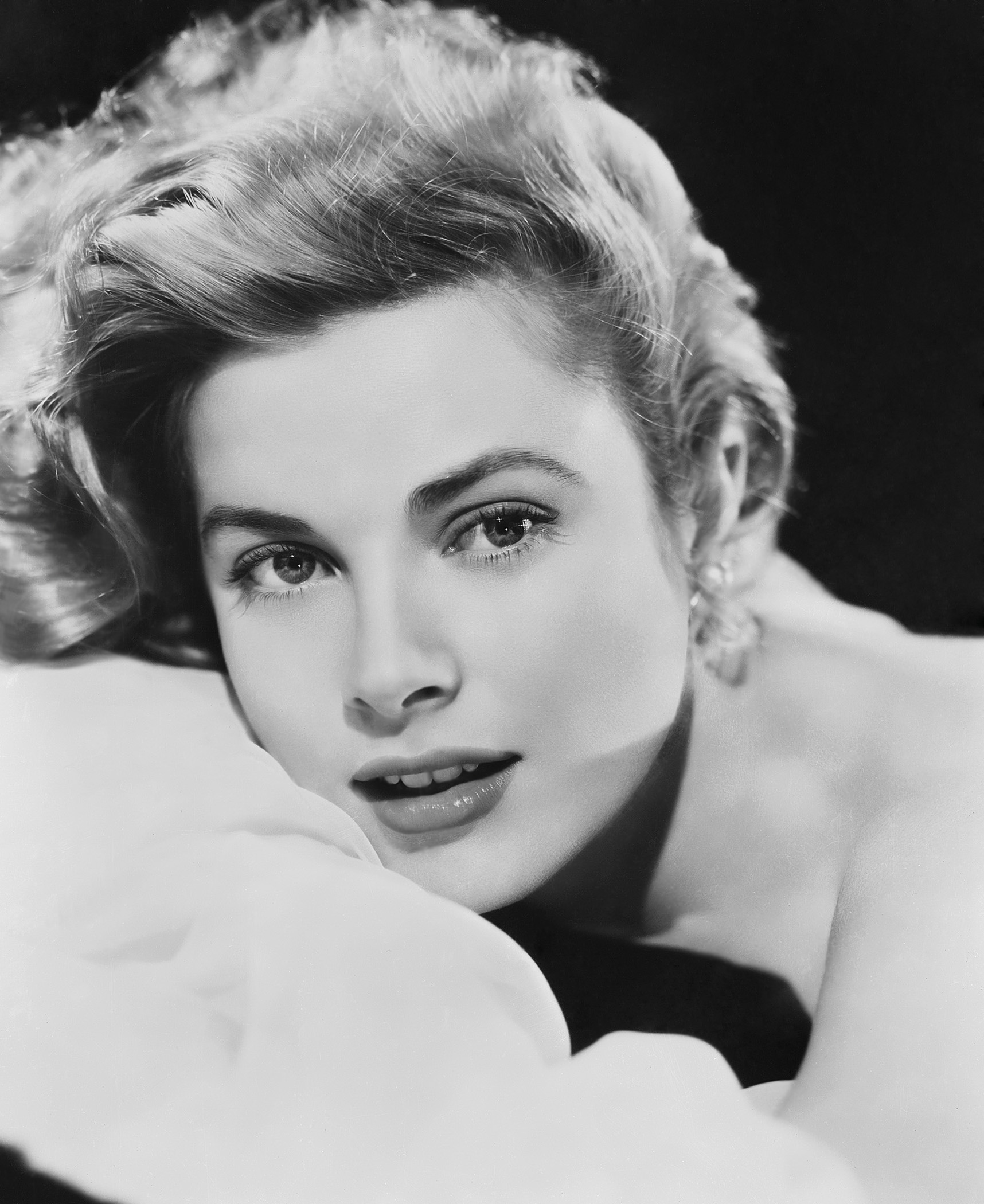 Nice Images Collection: Grace Kelly Desktop Wallpapers