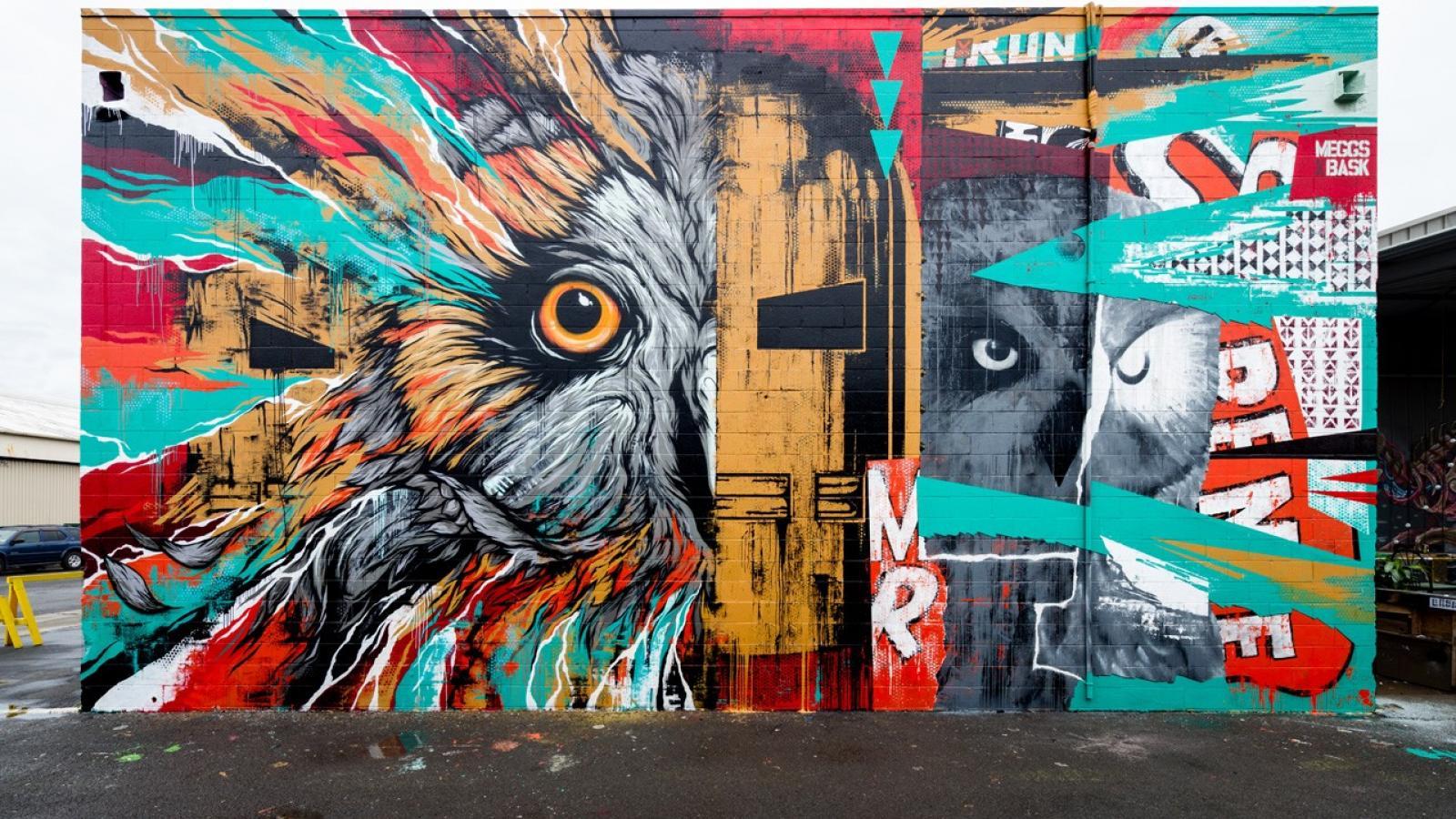 Graffiti Backgrounds on Wallpapers Vista