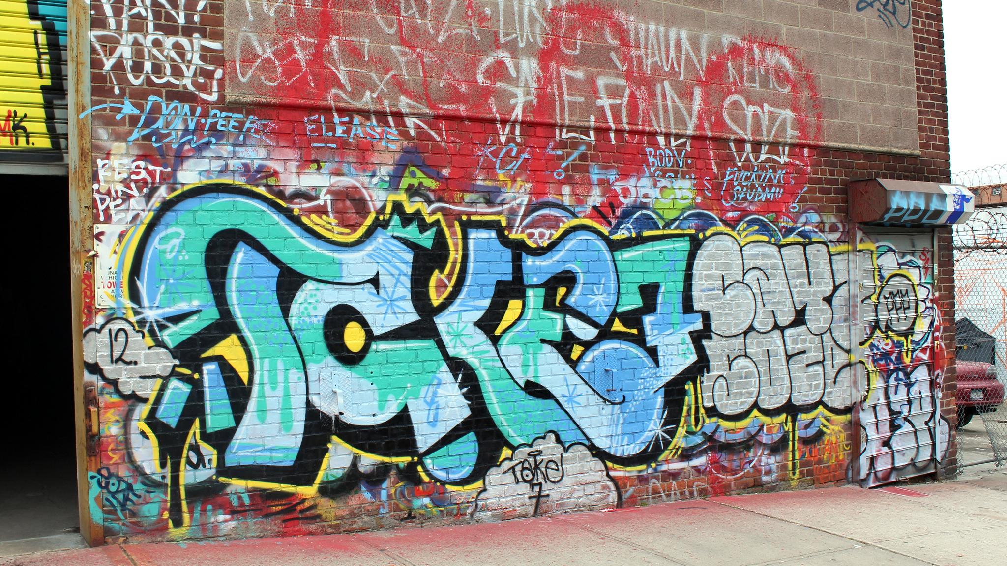 Images of Graffiti | 2048x1152