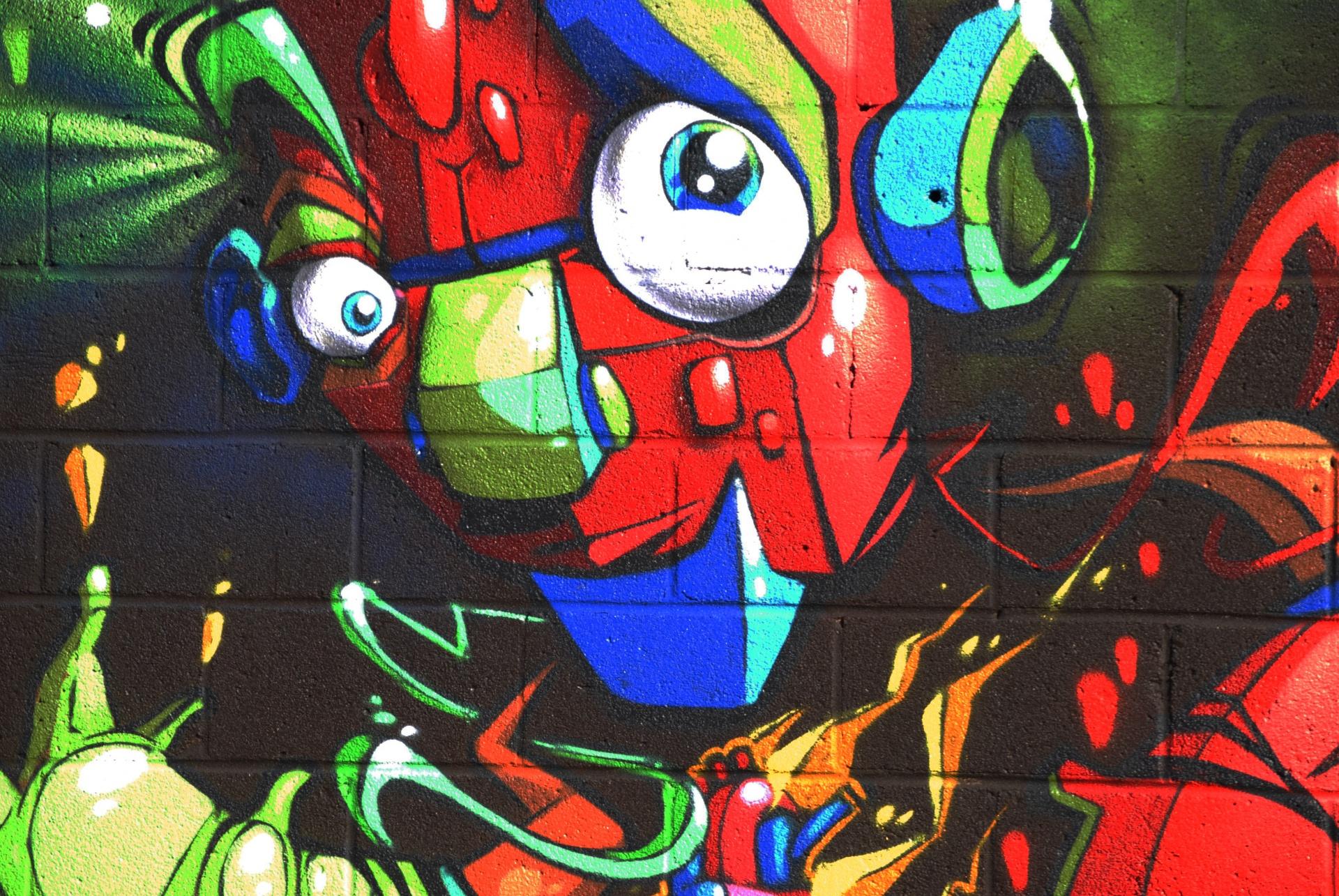 Graffiti Backgrounds, Compatible - PC, Mobile, Gadgets| 1920x1285 px