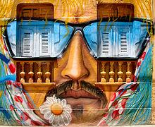 HQ Graffiti Wallpapers | File 24.02Kb