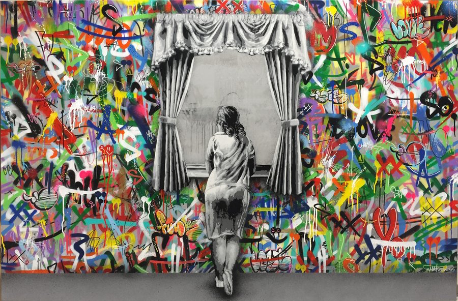 HQ Graffiti Wallpapers | File 217.99Kb