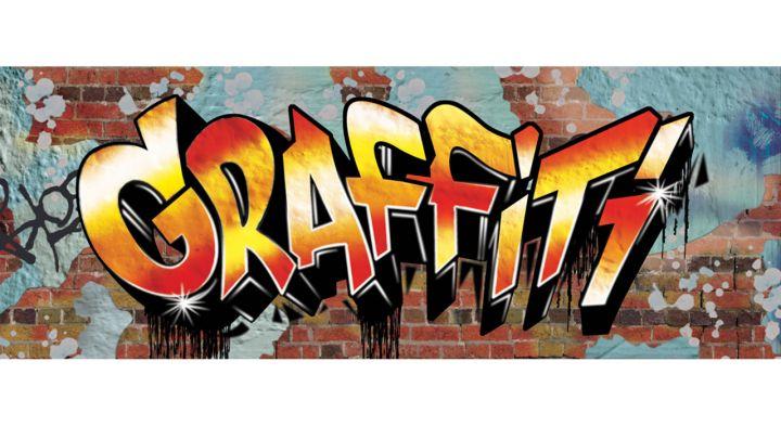 HD Quality Wallpaper | Collection: Artistic, 720x405 Graffiti