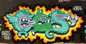 Nice wallpapers Graffiti 347x180px