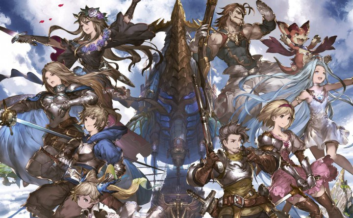 Granblue Fantasy Wallpapers Anime Hq Granblue Fantasy Pictures