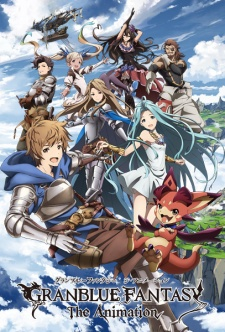 Images of Granblue Fantasy | 225x332