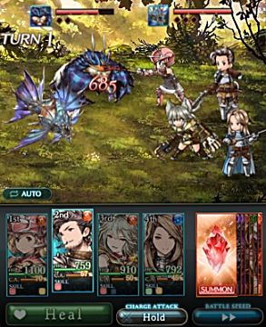 Nice Images Collection: Granblue Fantasy Desktop Wallpapers