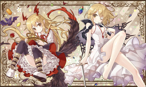 HD Quality Wallpaper | Collection: Video Game, 500x300 Grand Blue Fantasy