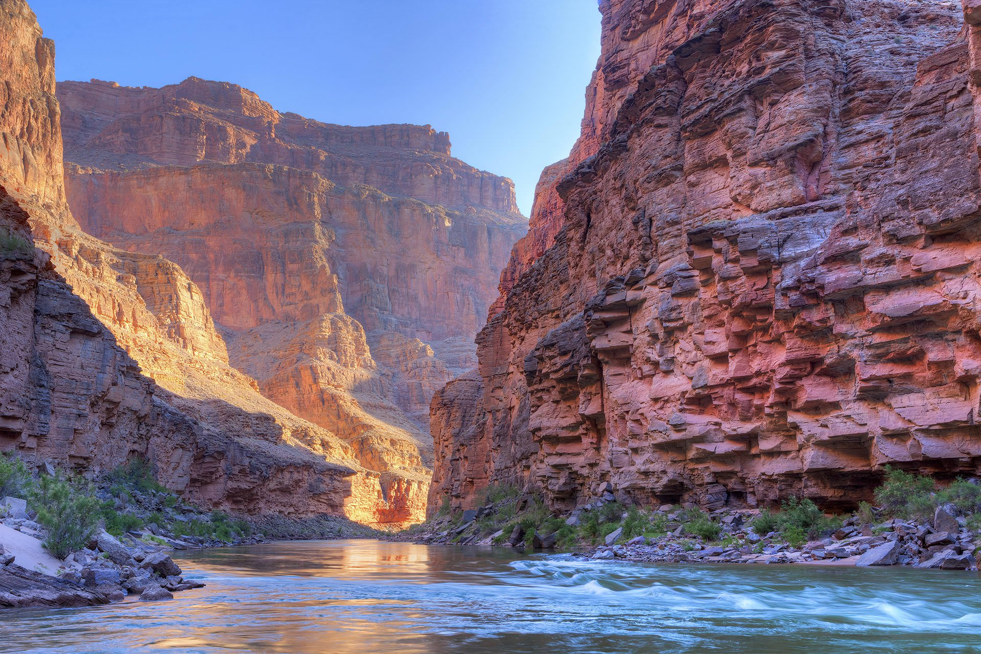 HQ Grand Canyon Wallpapers | File 661.32Kb