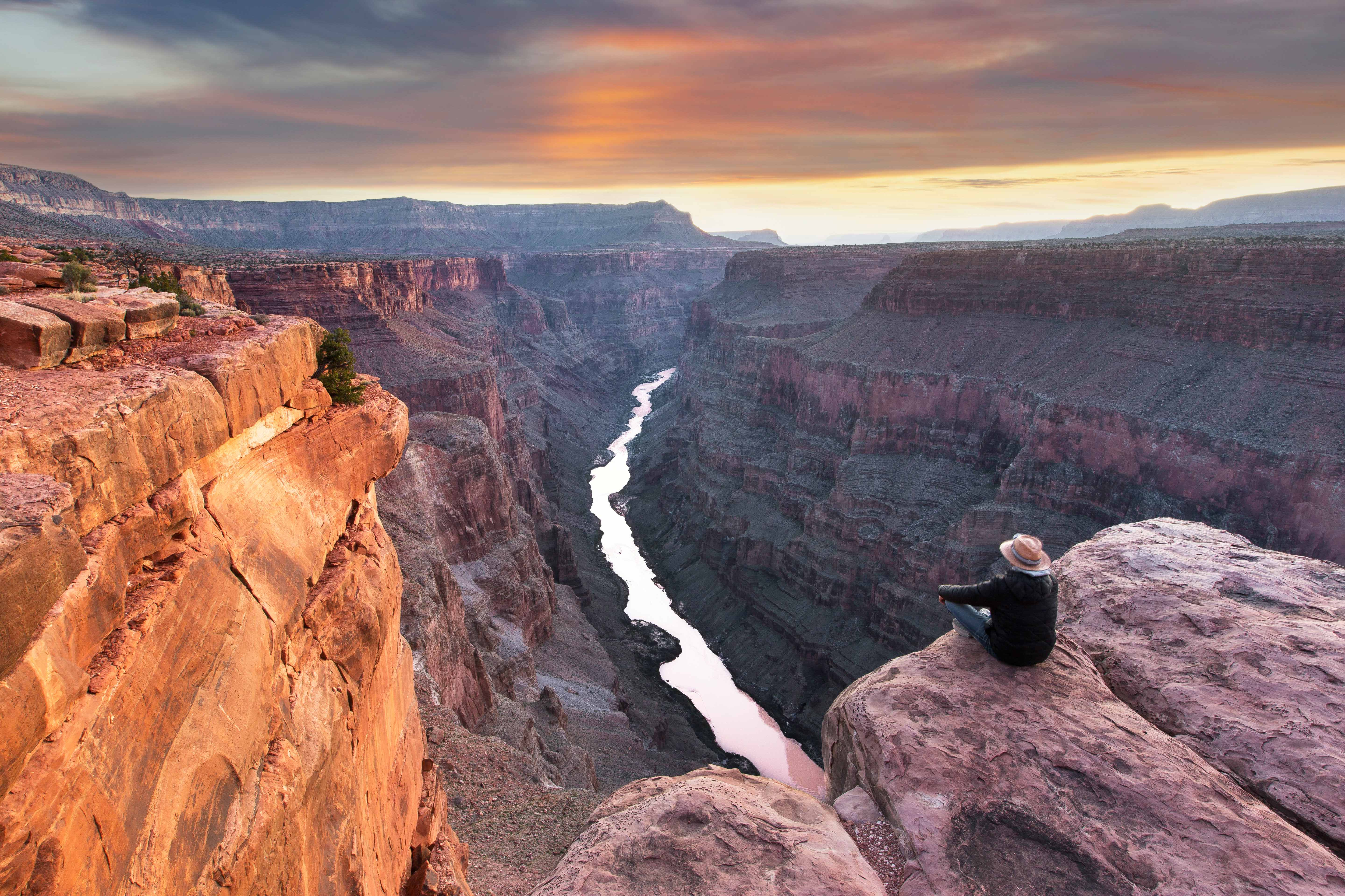 HD Quality Wallpaper | Collection: Earth, 5760x3840 Grand Canyon