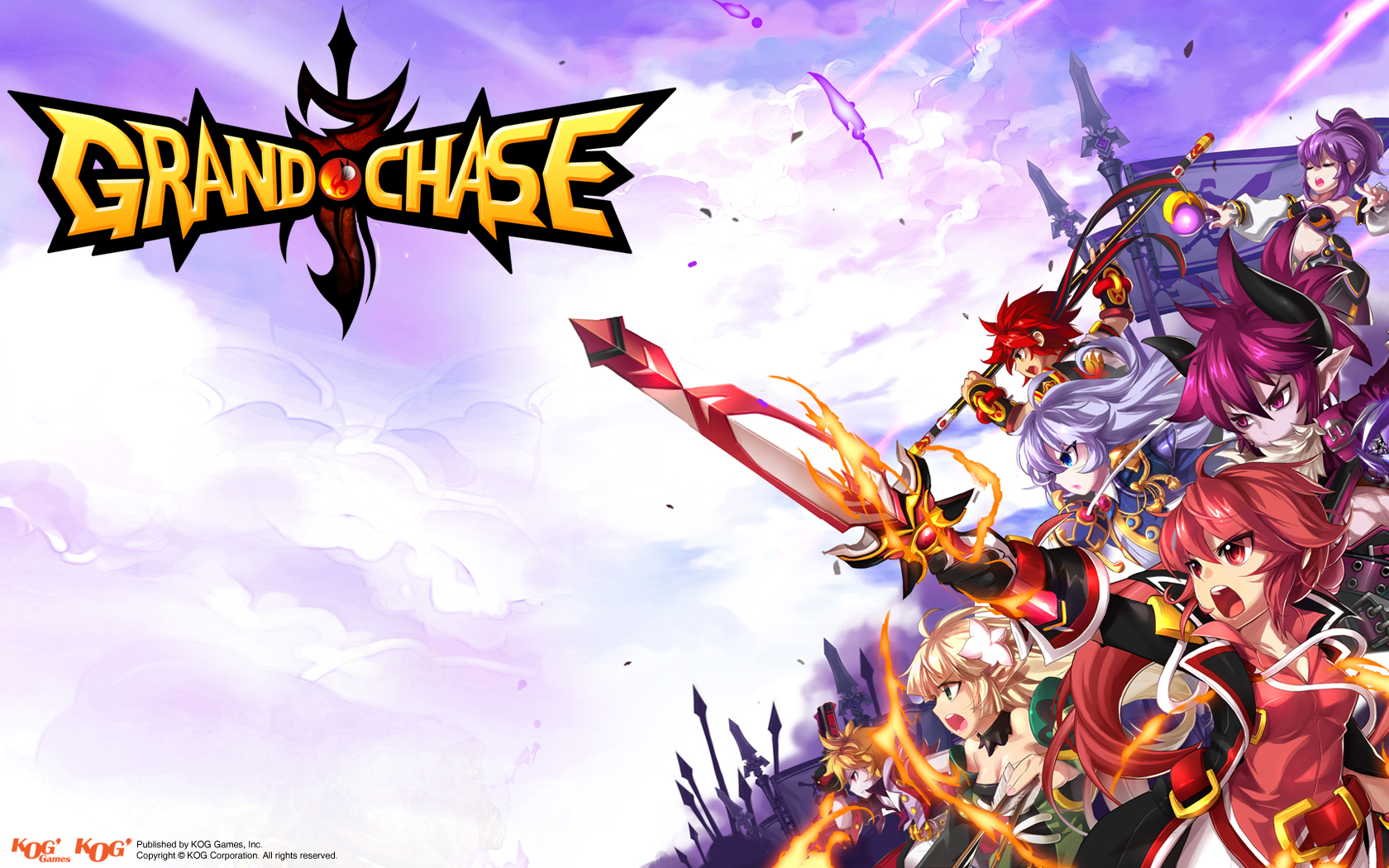 Amazing Grand Chase Pictures & Backgrounds