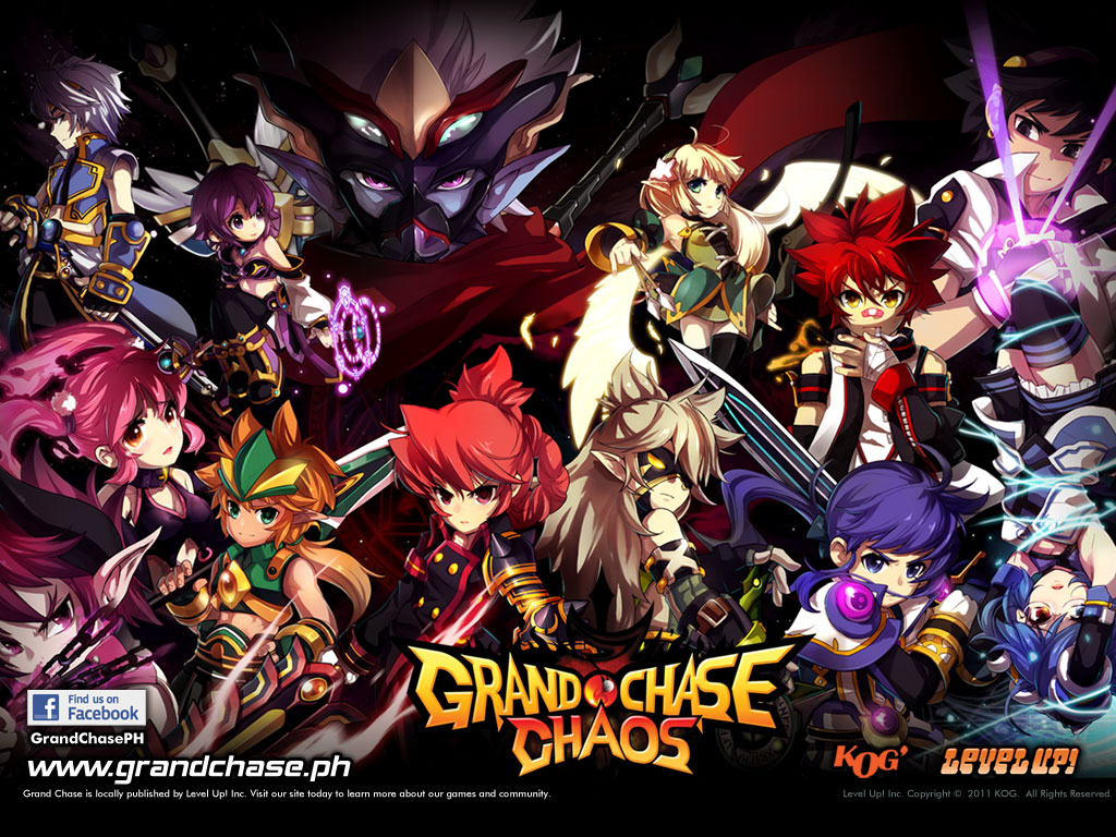 Grand Chase Backgrounds on Wallpapers Vista