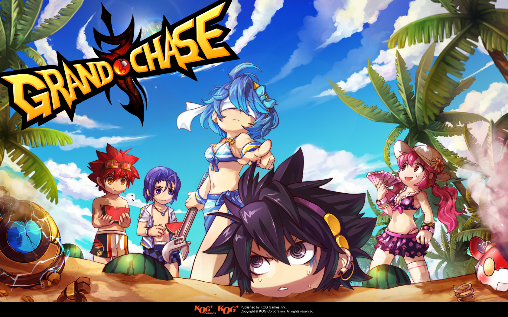Grand Chase Pics, Anime Collection