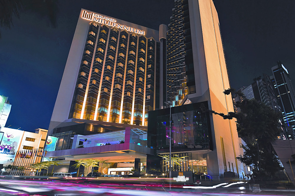 Amazing Grand Millenium Hotel Pictures & Backgrounds