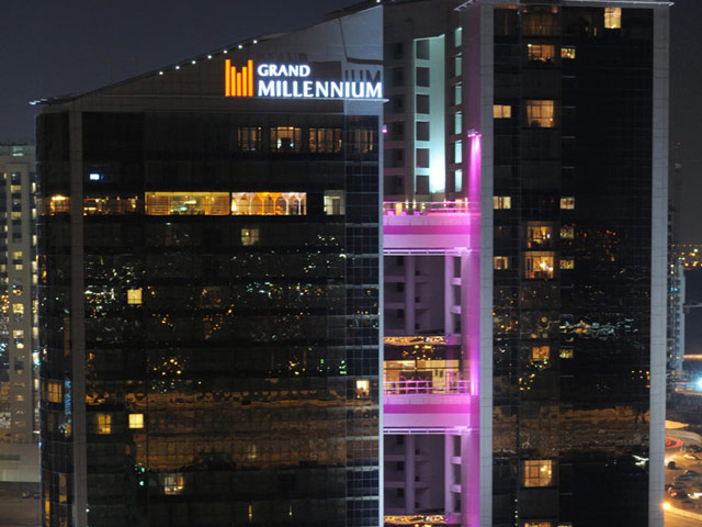 Nice wallpapers Grand Millenium Hotel 640x480px