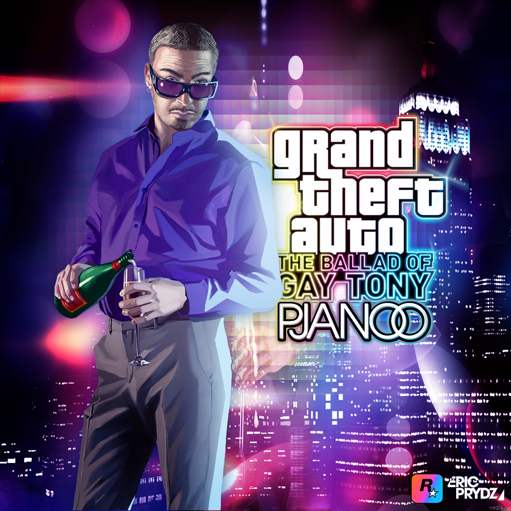 Grand Theft Auto: Ballad Of Gay Tony High Quality Background on Wallpapers Vista