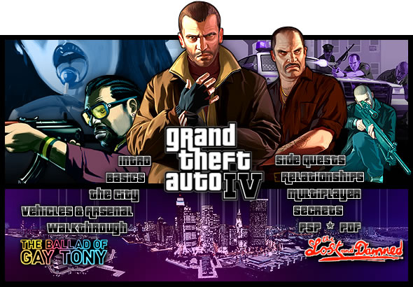 Grand Theft Auto: Ballad Of Gay Tony Backgrounds, Compatible - PC, Mobile, Gadgets| 590x410 px