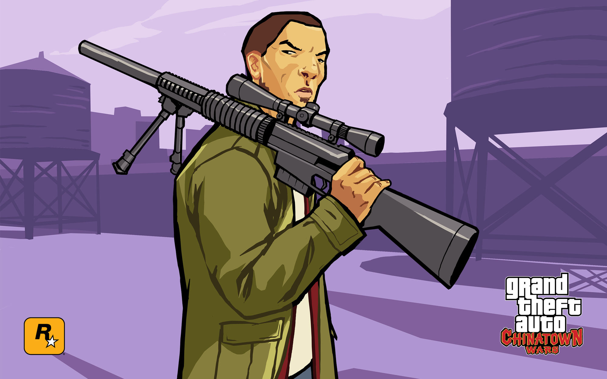 Grand Theft Auto: Chinatown Wars Pics, Video Game Collection