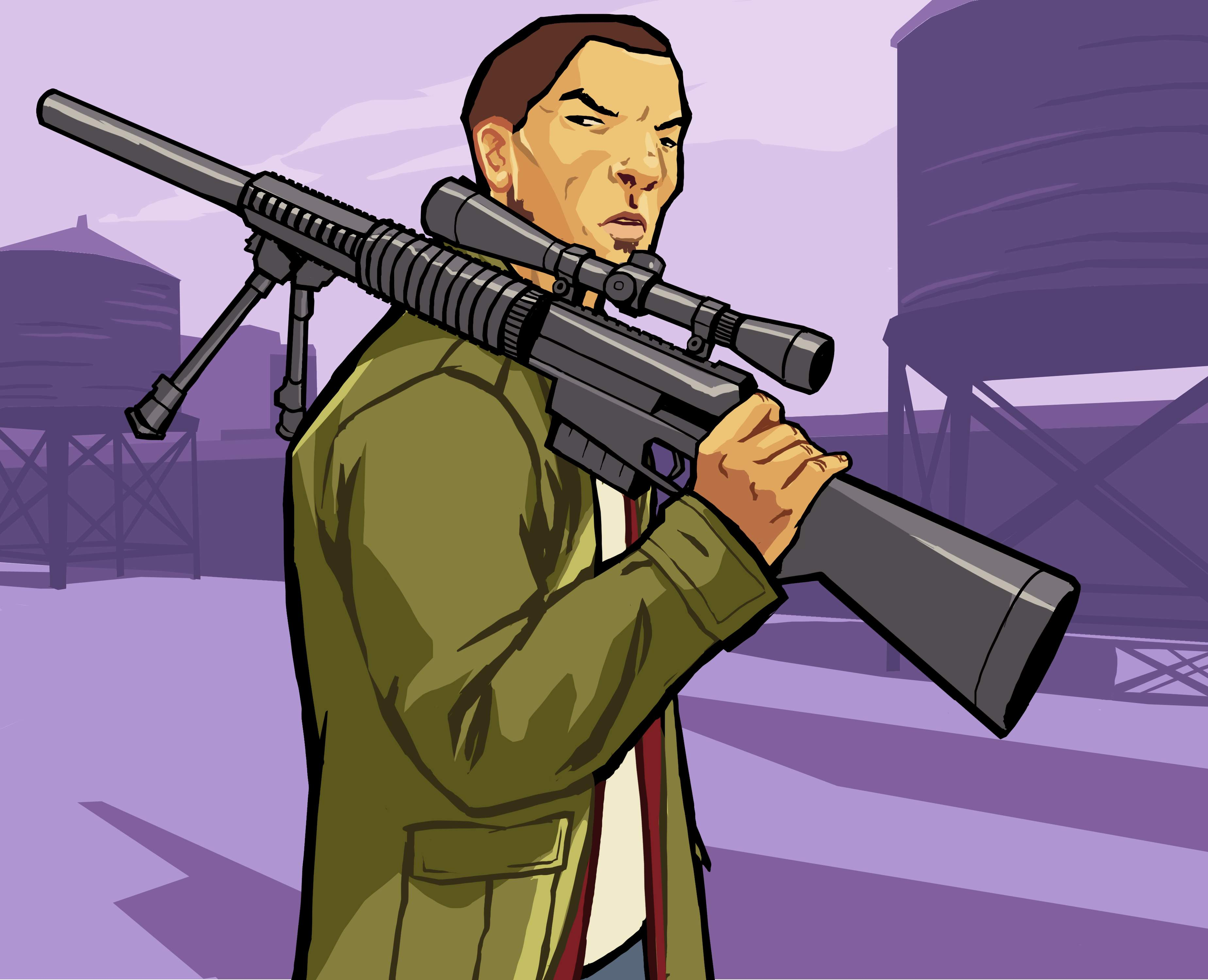 Amazing Grand Theft Auto: Chinatown Wars Pictures & Backgrounds