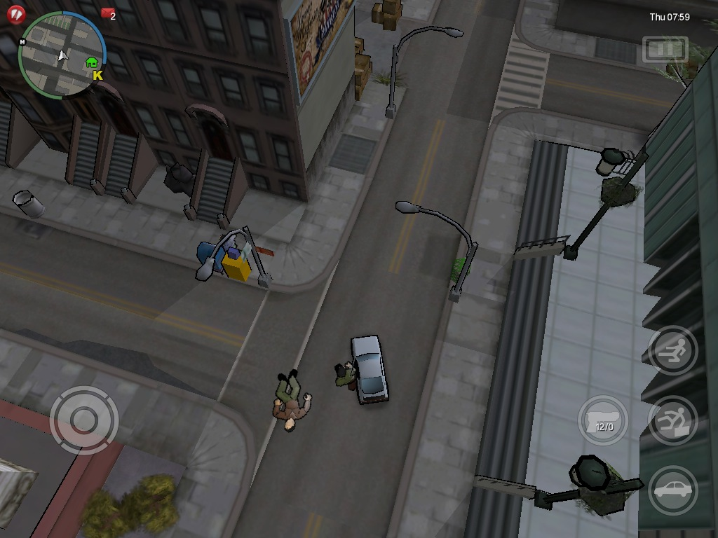 Grand Theft Auto: Chinatown Wars Backgrounds on Wallpapers Vista