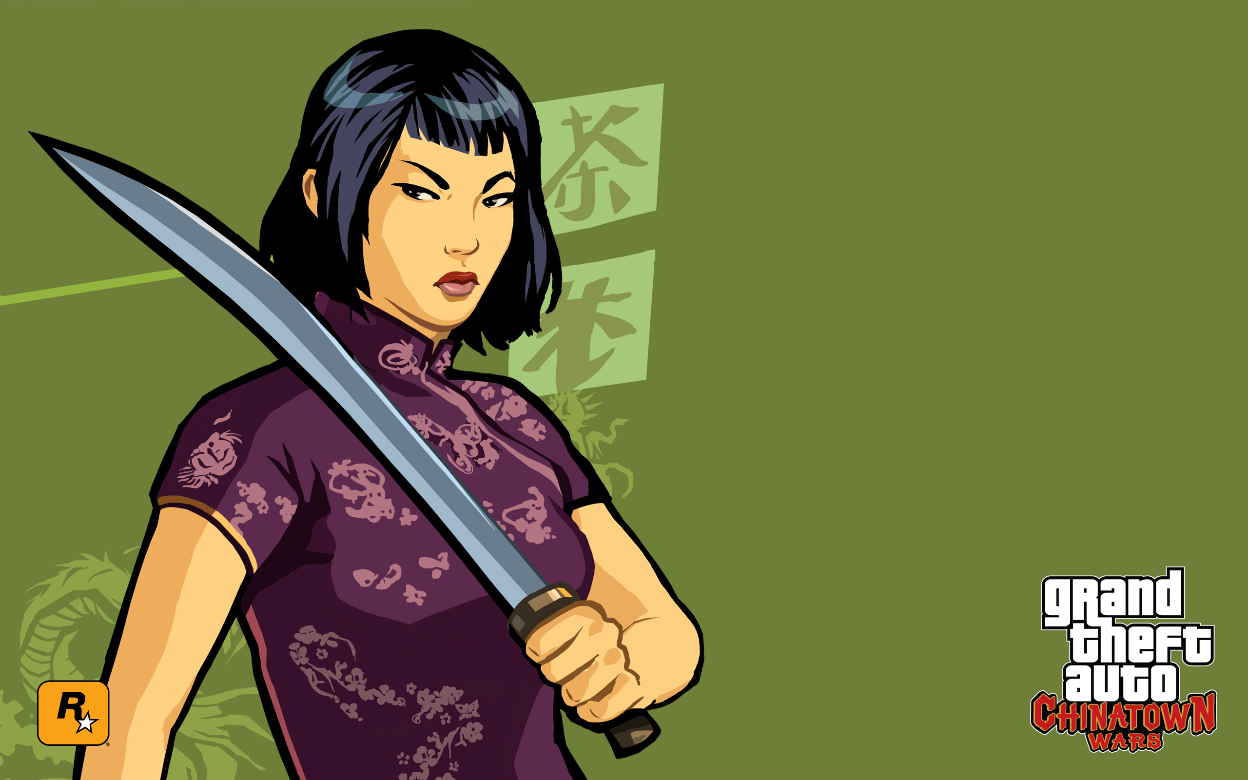 Grand Theft Auto: Chinatown Wars High Quality Background on Wallpapers Vista