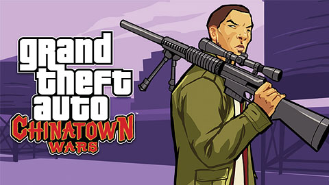 HQ Grand Theft Auto: Chinatown Wars Wallpapers | File 38.82Kb