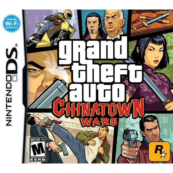 600x600 > Grand Theft Auto: Chinatown Wars Wallpapers