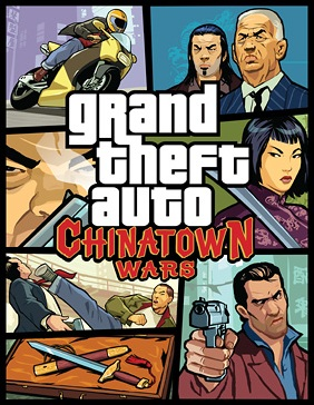 High Resolution Wallpaper | Grand Theft Auto: Chinatown Wars 282x364 px