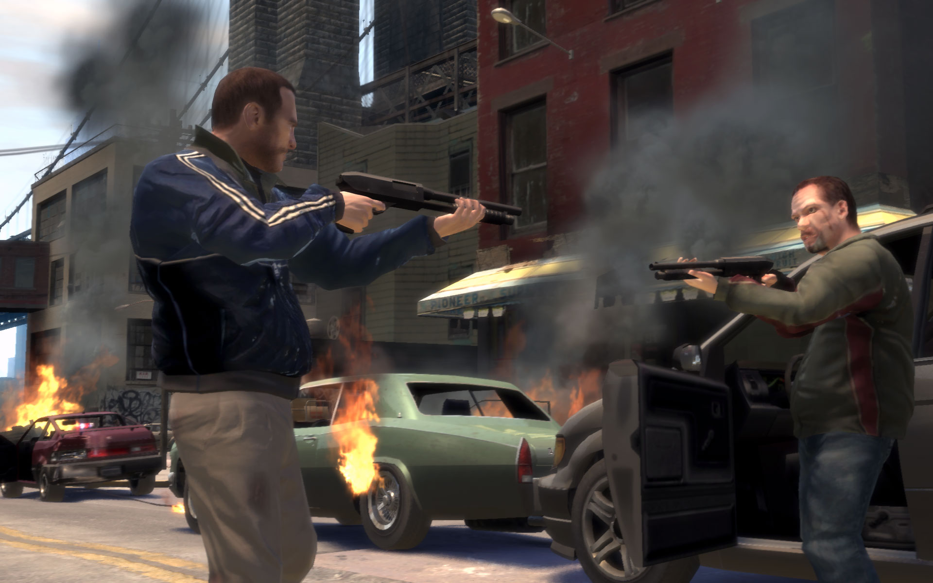 Images of Grand Theft Auto IV | 1920x1200