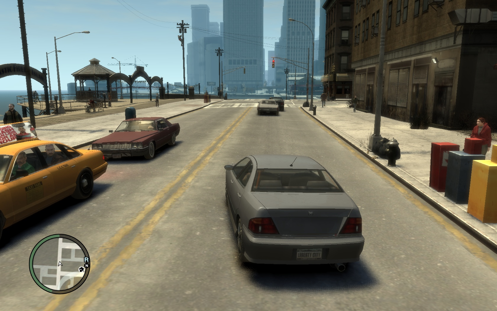 Grand Theft Auto IV High Quality Background on Wallpapers Vista