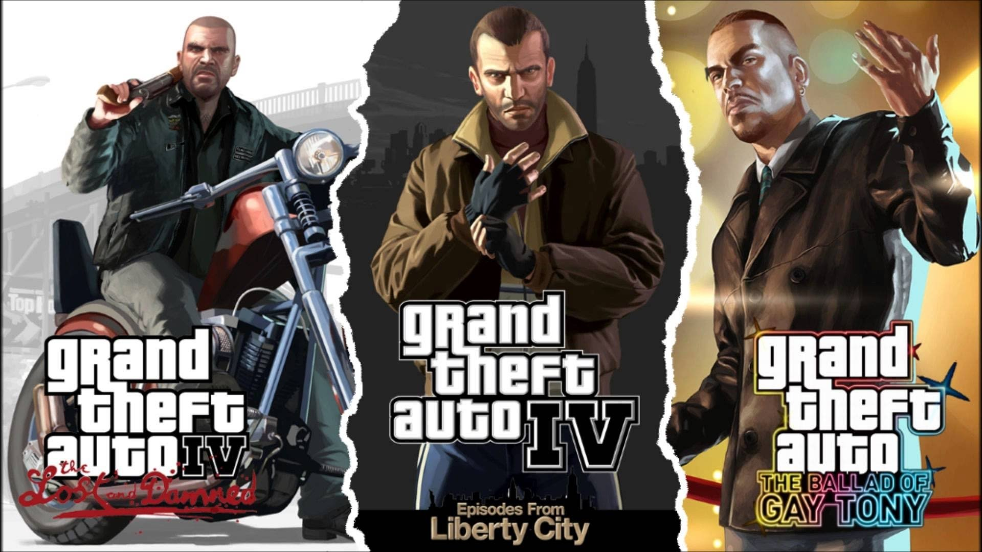 High Resolution Wallpaper | Grand Theft Auto IV 1920x1080 px