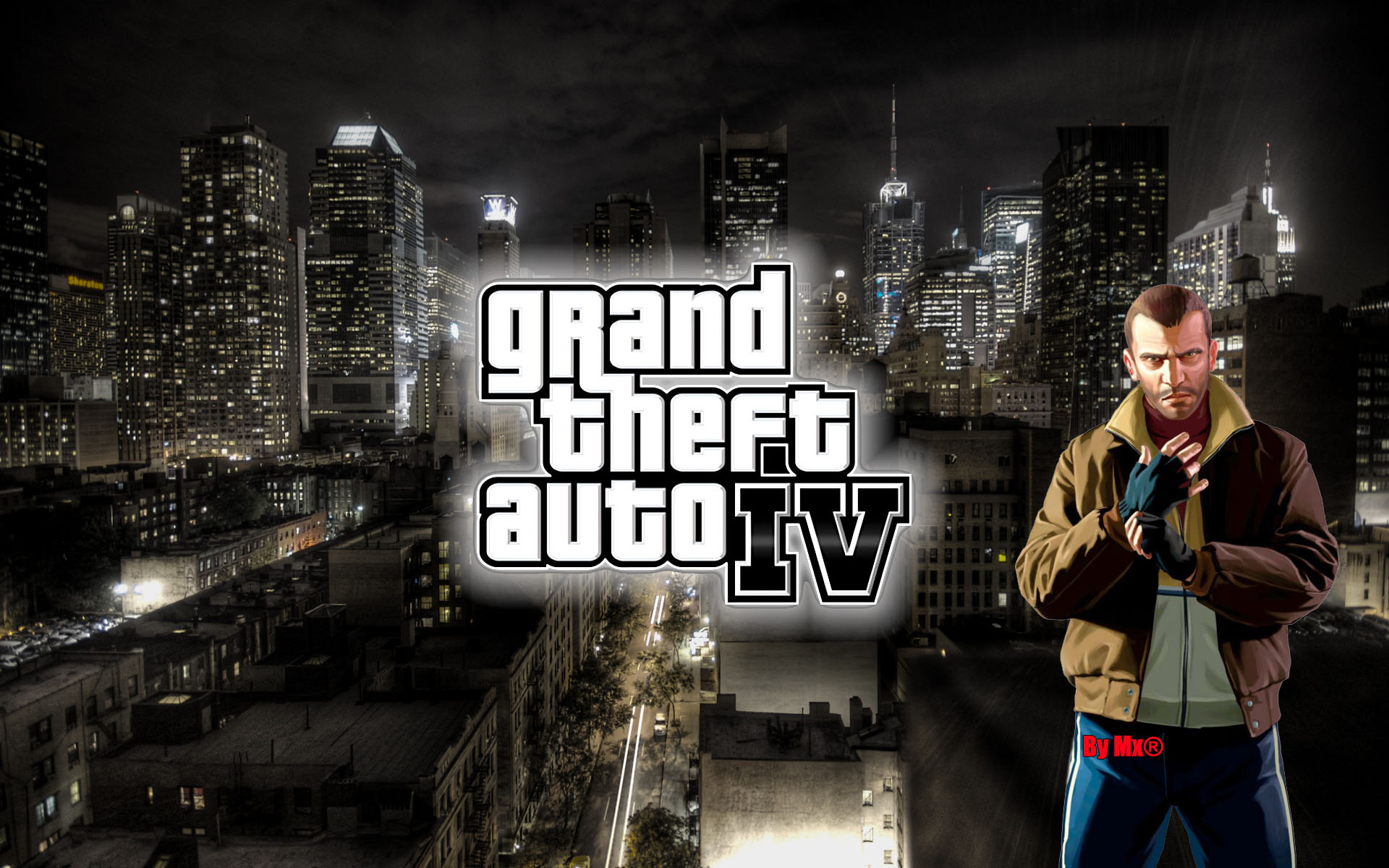 Nice wallpapers Grand Theft Auto IV 1920x1200px