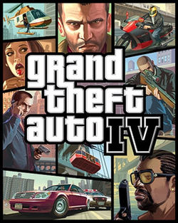 Images of Grand Theft Auto IV | 250x313