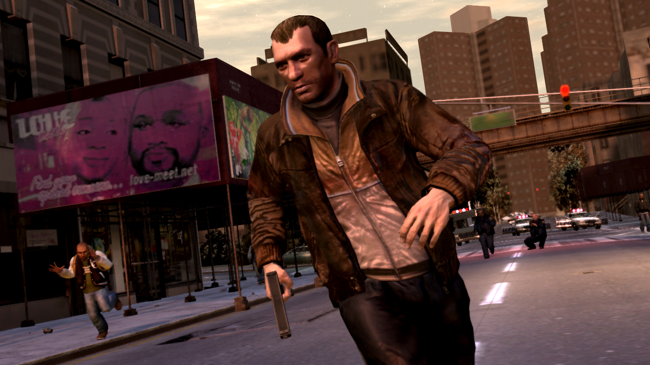 Grand Theft Auto IV Backgrounds, Compatible - PC, Mobile, Gadgets| 1280x720 px
