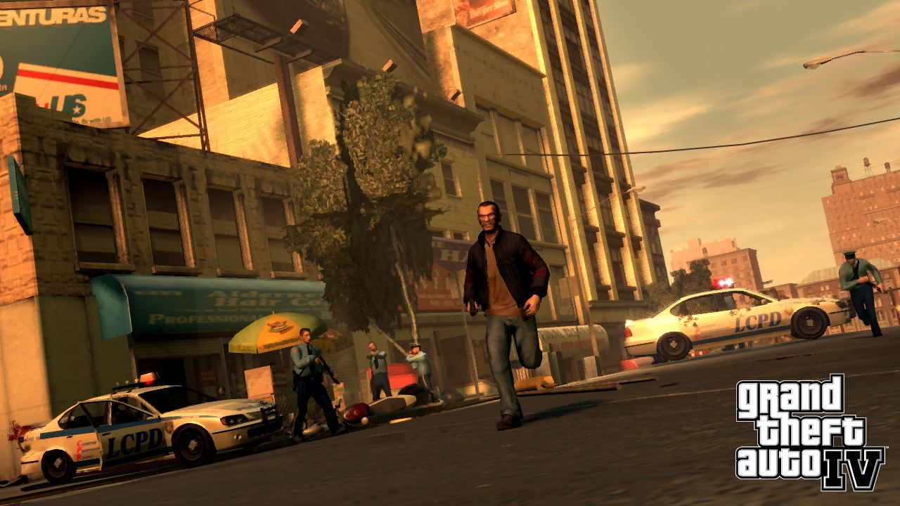 Grand Theft Auto IV Pics, Video Game Collection