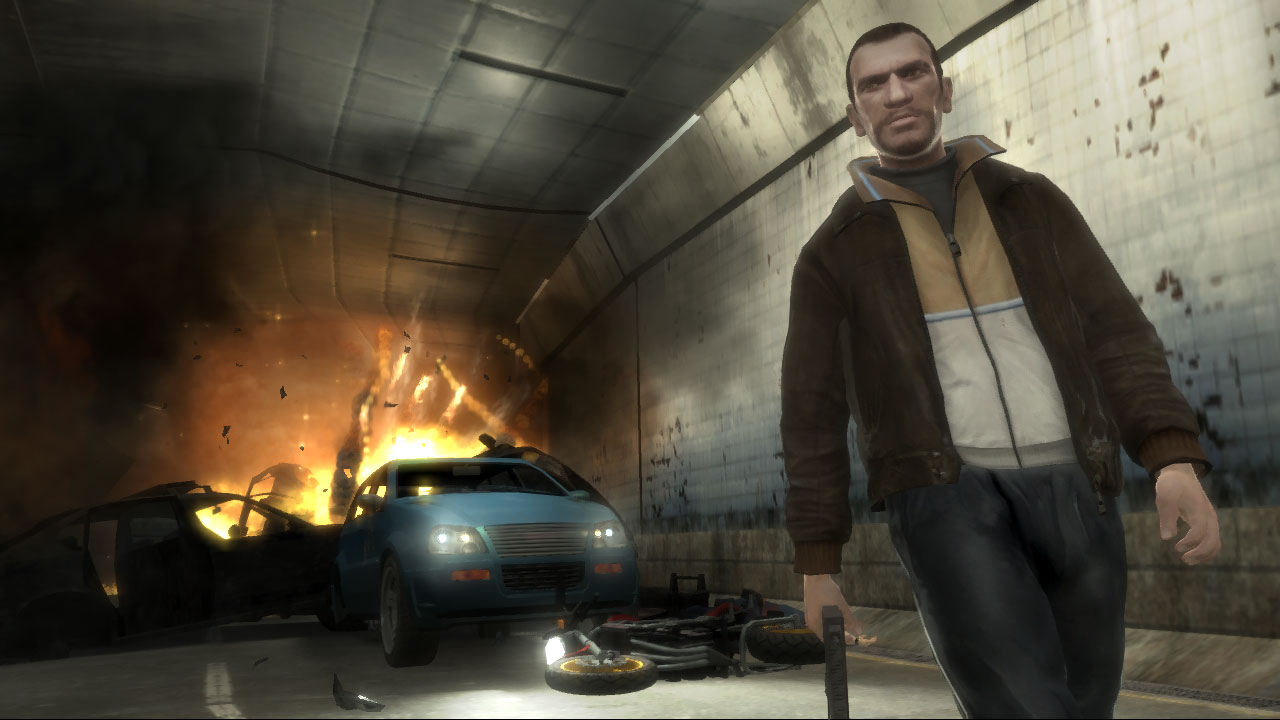 Images of Grand Theft Auto IV | 1280x720