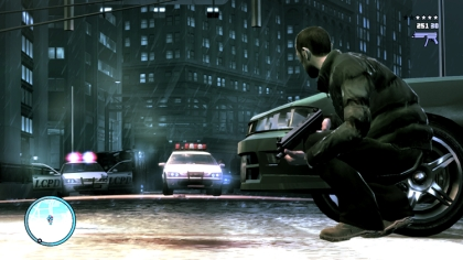 HD Quality Wallpaper | Collection: Video Game, 420x236 Grand Theft Auto IV