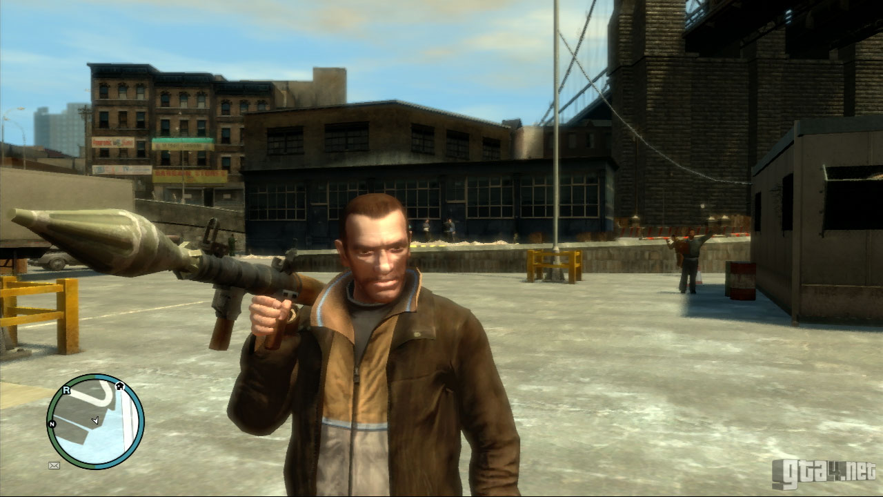 Amazing Grand Theft Auto IV Pictures & Backgrounds