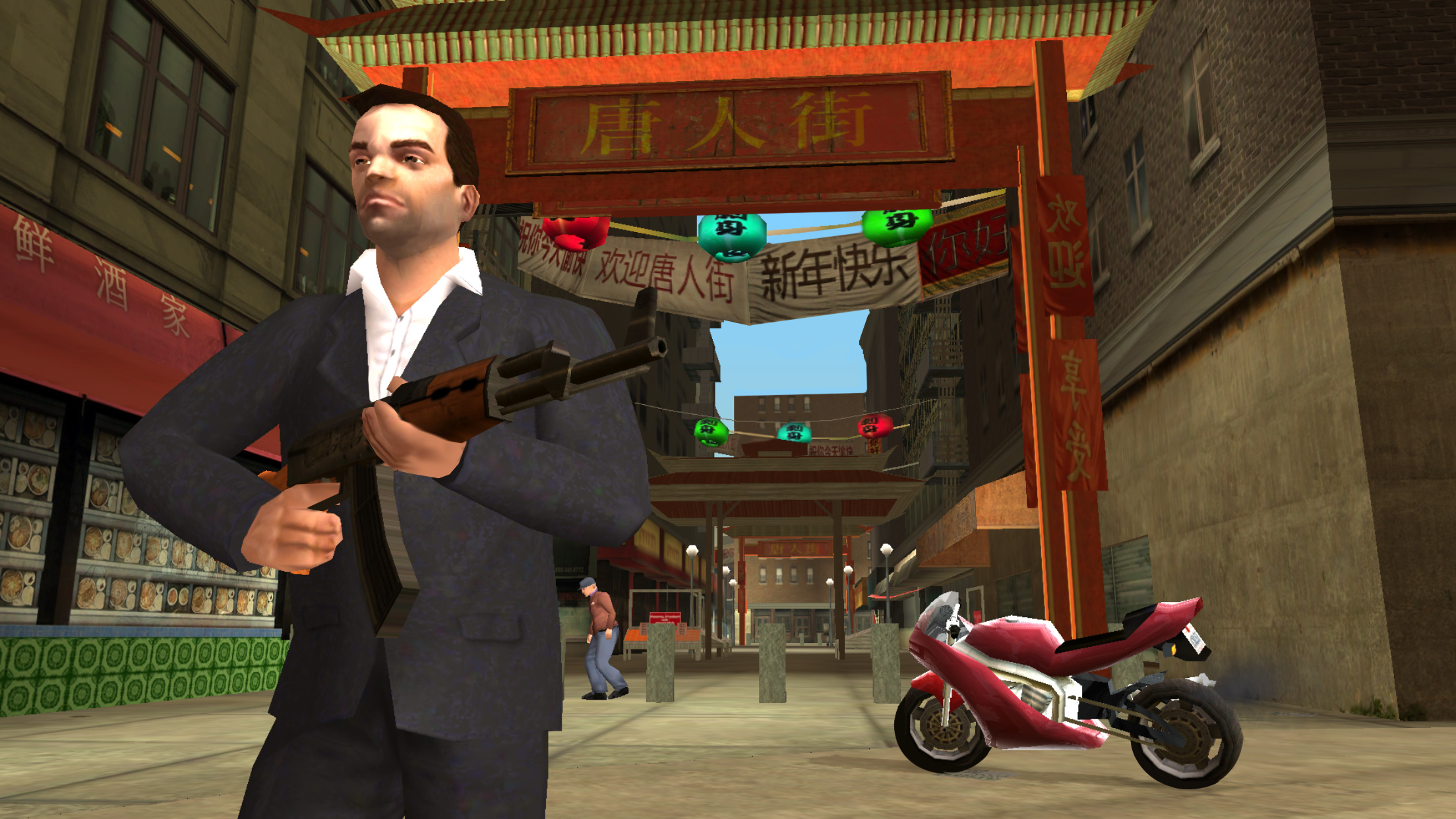 Grand Theft Auto: Liberty City Stories Backgrounds on Wallpapers Vista