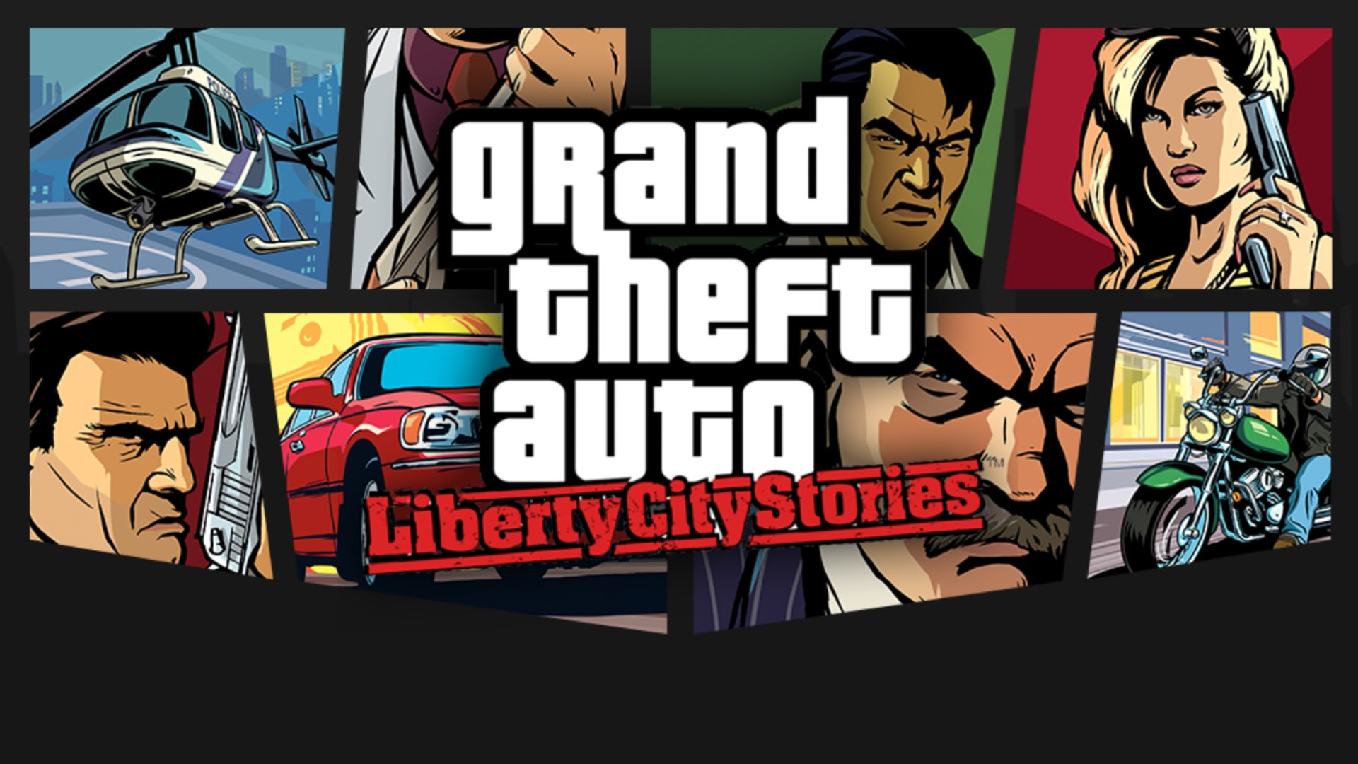 HD Quality Wallpaper | Collection: Video Game, 1920x1080 Grand Theft Auto: Liberty City Stories